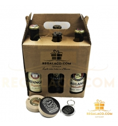 Pack special beer papá