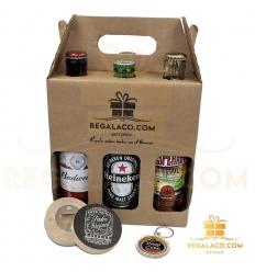 pack comercial beer papá